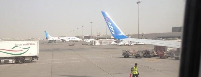 ท่าอากาศยานนานาชาติดูไบ (DXB) is one of AIRPORT.