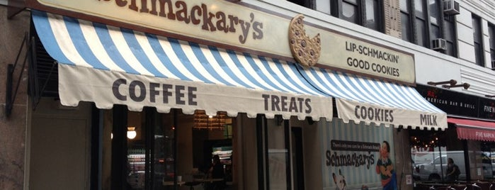 Schmackary's is one of Minha NYC.