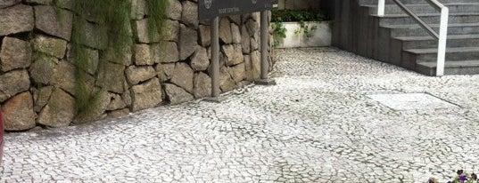 Fundação Mokiti Okada is one of Locais salvos de Roberto.