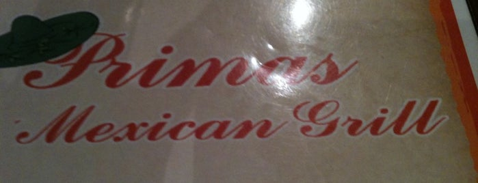 Primas Mexican Grill- Ozark is one of Lieux qui ont plu à Kory.