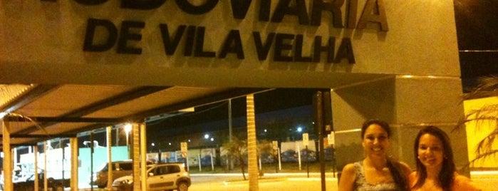 Rodoviária de Vila Velha is one of Lugares ES.