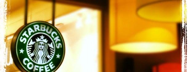 Starbucks is one of Comiiida.