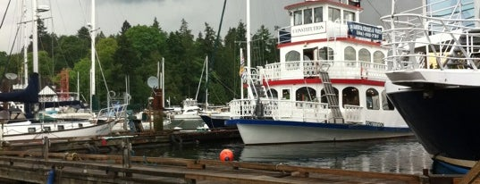 Harbour Cruises is one of PNW Road Trip.