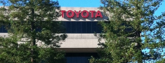 Toyota HQ is one of My favoite places in USA.