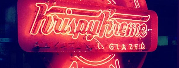 Krispy Kreme Doughnuts is one of Posti che sono piaciuti a Túlio.