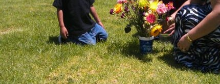 Evergreen Memorial Historic Cemetery is one of Lugares guardados de Steve.