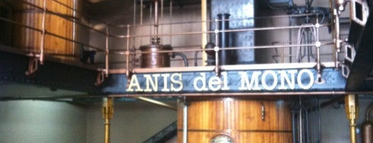 Anís del Mono is one of Barcelona.