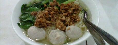 Baso Bintang Avon is one of Bandung Food Foursquare Directory.