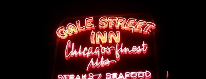 Gale Street Inn is one of Food!.