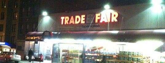 Trade Fair Supemarket is one of Tempat yang Disukai Andra.