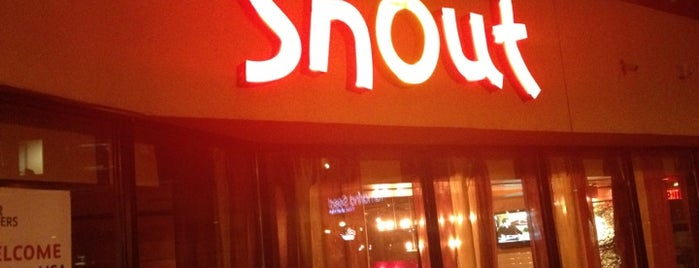 Shout! Restaurant & Lounge is one of ACVB'S CENTENNIAL COCKTAIL.