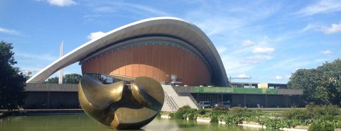 Dünya Kültürleri Evi is one of Berlin.