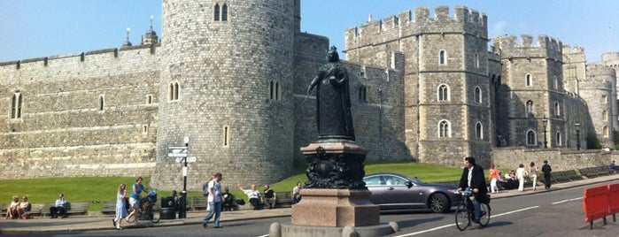 Windsor Castle is one of wonders of the world.
