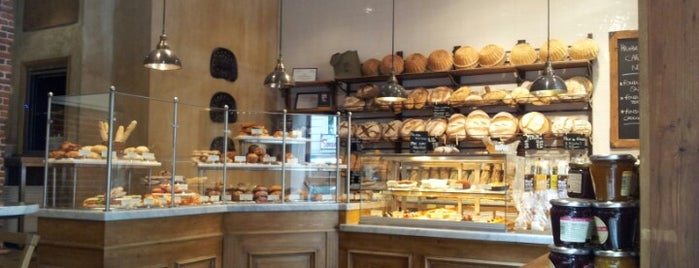 Le Pain Quotidien is one of Tempat yang Disimpan David.