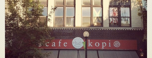 Café Kopi is one of Coffices.