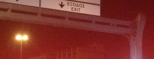 Gate E8 is one of places...