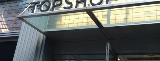 Topshop is one of NY от блогера.