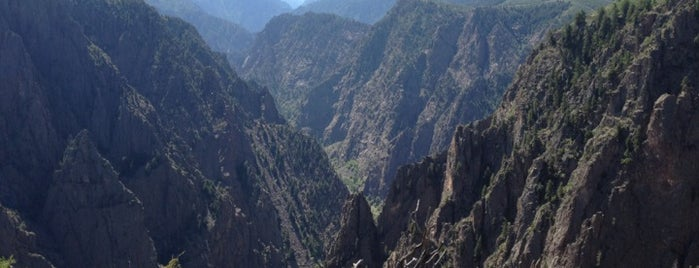 Black Canyon of the Gunnison National Park is one of National Parks.