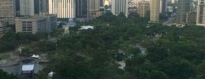 7atenine (Skylounge) is one of SOUTH EAST ASIA Dining with a View.