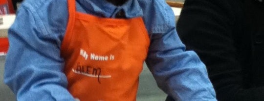 The Home Depot is one of Hmm!.