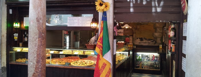 Antico Forno is one of Food & Drinks in Venezia.