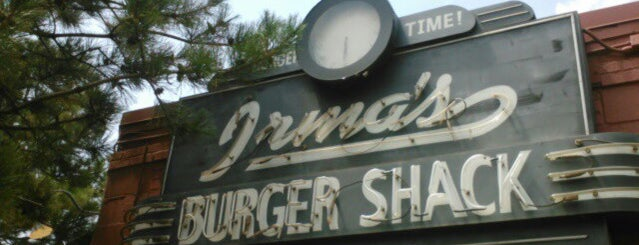 Irma's Burger Shack is one of OKC.