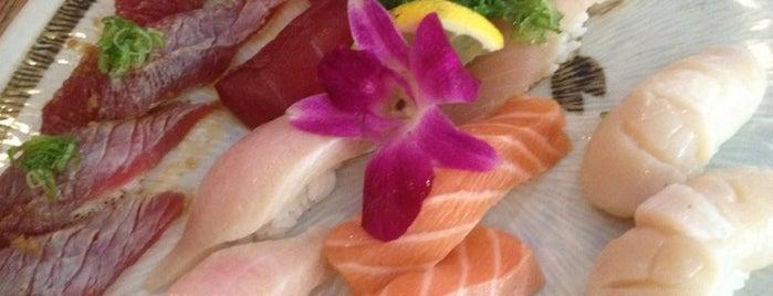 Octopus Japanese Restaurant is one of Lieux sauvegardés par Christie.