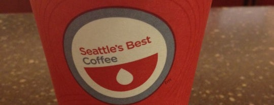 Seattle's Best Coffee is one of Holly : понравившиеся места.