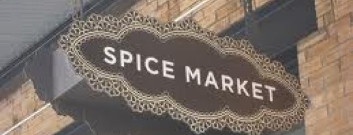 Spice Market is one of NYC.