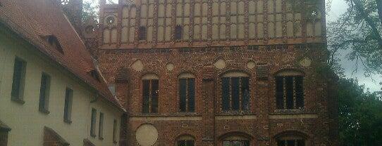 Kloster Zinna is one of Brandenburg Blog.