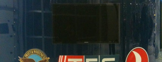 TEC(Turkish Engine Center) is one of Lugares favoritos de Tamer.