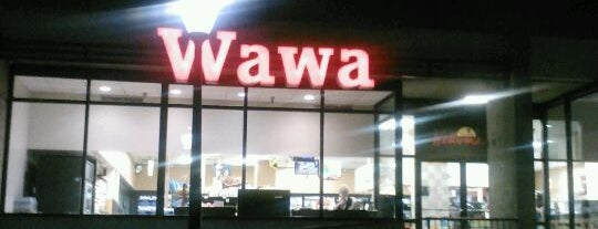 Wawa is one of Lieux qui ont plu à Guha.