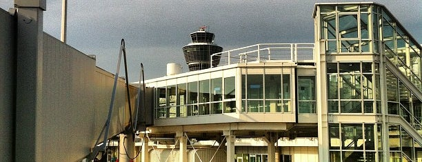 Aéroport de Munich-Franz Josef Strauss (MUC) is one of Top Airports in Europe.