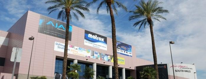 Centro de Convenciones de Las Vegas is one of Las Vegas, NV.