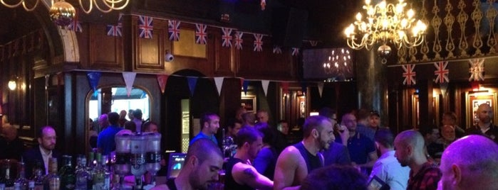 Comptons is one of BarChick's Best Gay Bars.