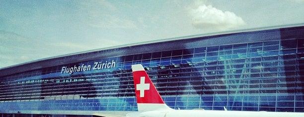 ท่าอากาศยานซือริช (ZRH) is one of AIRPORT.