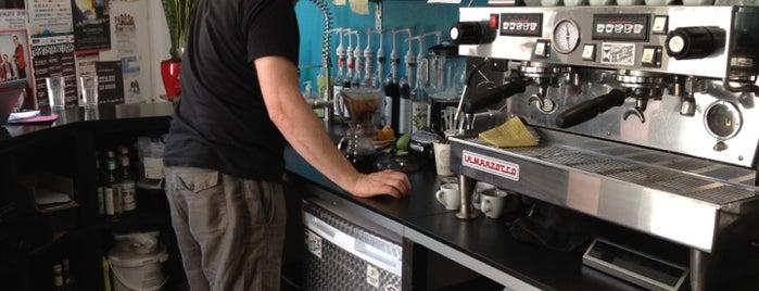 King Kong Coffee is one of Belgium Coffeebars.
