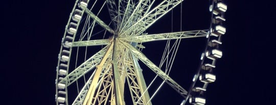 Grande Roue de Paris is one of The Amazing Race 01 map.