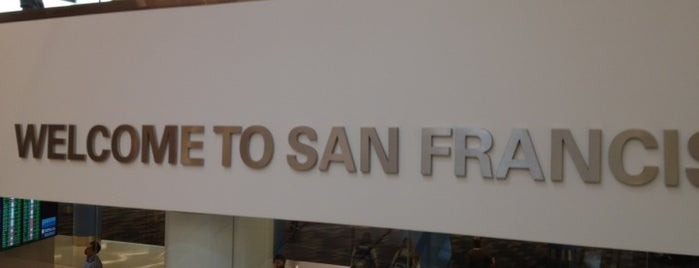 Aeropuerto Internacional de San Francisco (SFO) is one of Free WiFi Airports.