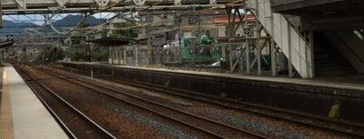 Saijo Station is one of Tempat yang Disukai Nyoho.