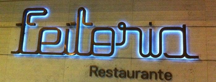 Feitoria is one of Restaurantes.