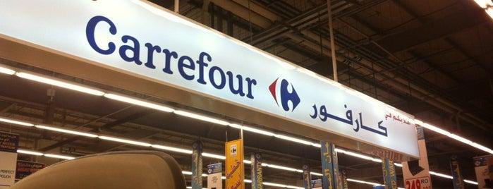 Carrefour is one of Sureyya 님이 좋아한 장소.