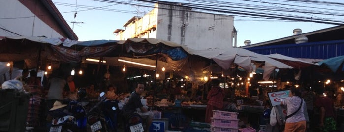 Ban Huay Market is one of Locais curtidos por 「 SAL 」.