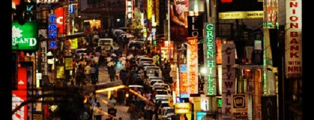Commercial Street is one of Bengaluru, India.