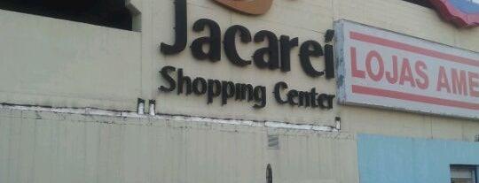 Jacareí Shopping Center is one of Posti che sono piaciuti a Tamaio.