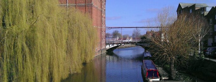 Tewkesbury is one of Part 1 - Attractions in Great Britain.