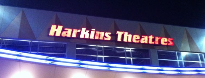 Harkins Theatres Bricktown 16 is one of Places To Go / Things To Do.