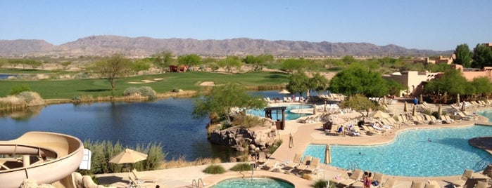 Sheraton Wild Horse Pass Resort & Spa is one of Phoenix.