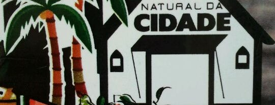 Natural da Cidade is one of Restaurantes.
