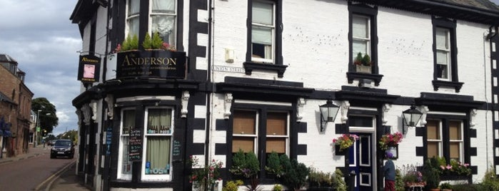 The Anderson is one of UK and Ireland bar/pub.